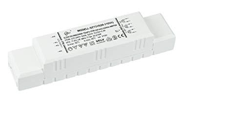 Elektronischer Halogen Trafo 210VA 50-210W Watt Transformator Konverter