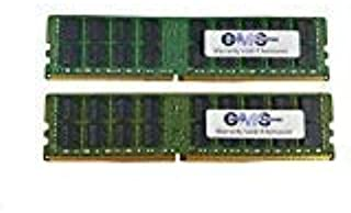 64GB (2X32GB) Ram Compatible with Supermicro SuperServer 1029GQ-TNRT (Super X11DGQ), 1029GQ-TRT (Super X11DGQ), 1029GQ-TVRT (Super X11DGQ), 1029GQ-TXRT (Super X11DGQ) Load Reduced ECC only by CMS D17