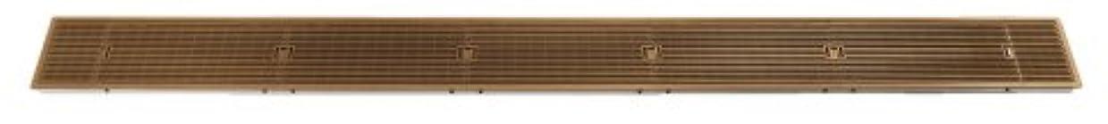 用心深い常識横【城東テクノ】ルームガラリ 風量調節機能なし ナチュラル YV-150170 1ケース(2コ入り)