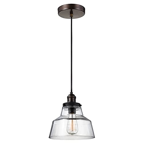 Nico FE/Nico/P/L CH Feiss - Lámpara colgante (1 x 60 W, E27)