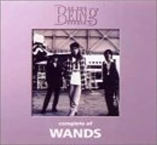 [Album] WANDS – complete of WANDS at the BEING studio [MP3 320 / CD]