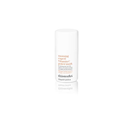 This Works Morning Expert Vitamine C Power Mask - gezichtspeeling