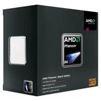 AMD Phenom X4 9850 2.5GHz 2MB L3 Caja - Procesador (AMD Phenom, 2,5 GHz, Socket AM3, 65 nm, 4000 MHz, 2 MB)