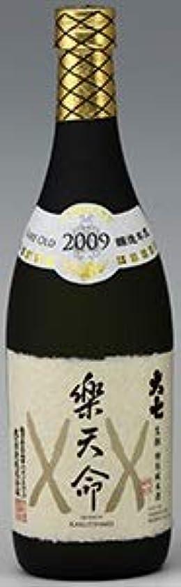 ビジターコンクリートスープ大七酒造(株) 生もと 木桶仕込み 楽天命(らくてんめい) 特別純米酒 720ml.e お届けまで14日ほどかかります