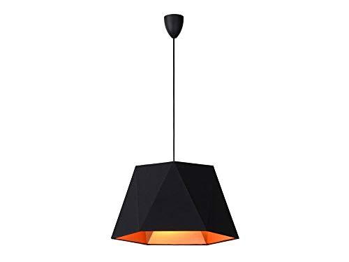Lucide ALEGRO - Suspension - Ø 42 cm - Noir
