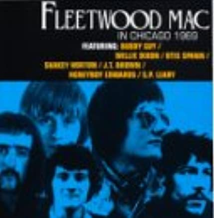 fleetwood mac live in chicago album