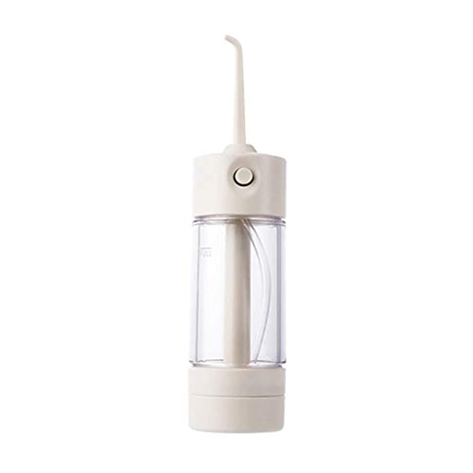 否定するメッセンジャーに対応するSODIAL 歯のクリーニングデバイス水フロッサ洗濯機空気圧フロスポータブル赤歯