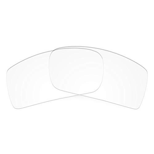 Revant Ersatzgläser Kompatibel mit Spy Optic Colt, Nichtpolarisiert, Kristallklar