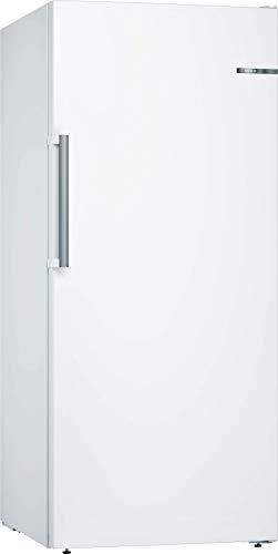 Bosch GSN51AWDV Serie 6 Freistehender XXL-Gefrierschrank / D / 161 x 70 cm / 201 kWh/Jahr / Weiß / 290 L / NoFrost / IceTwister