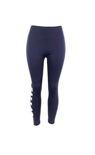Dallas Leggings Active Wear Yoga Pant Women Football Yoga Leggings (Navy 43, L/XL)