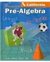 Best harcourt pre algebra Reviews