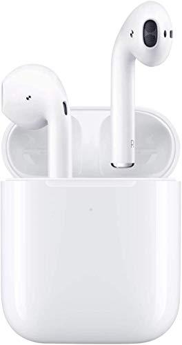 , geräuschunterdrückende In-Ear-Kopfhörer mit tragbarer Ladetasche, Mobiltelefon/Laufen/hochwertige automatische Verbindung mit eingebautem Mikrofon, IPX7wasserdicht