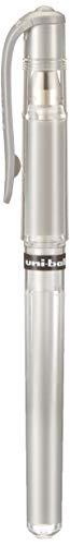 Gelroller uni-ball® SIGNO UM 153, Schreibfarbe: silber
