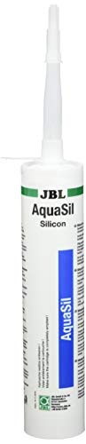 JBL JBL AquaSil 6139400, Spezialsilikon, 310 ml, Transparent