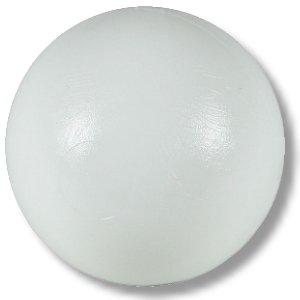 5pezzi Kicker Ball universale eco, Bianco, 34mm, peso: circa 20G