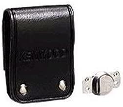 Kenwood OEM KBH-13DS Leather swivel belt loop TK-2140, TK-3140, TK-2170, TK-3170, TK-3173, TK-2160, TK-3160 TK2360, TK3360 NX220, NX320 radios