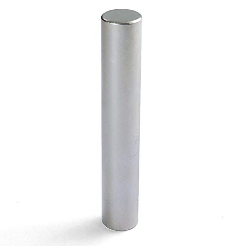 Super Strong Neodymium Magnet 0.4 x 2.4' N52 Diametric Cylinder, magnetized Through Diameter Permanent Magnet, The World's Strongest Rare Earth Magnets by Applied Magnets