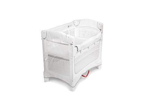 Arm's Reach Concepts Mini EZEE 2 in 1 Co-Sleeper Bassinet - White