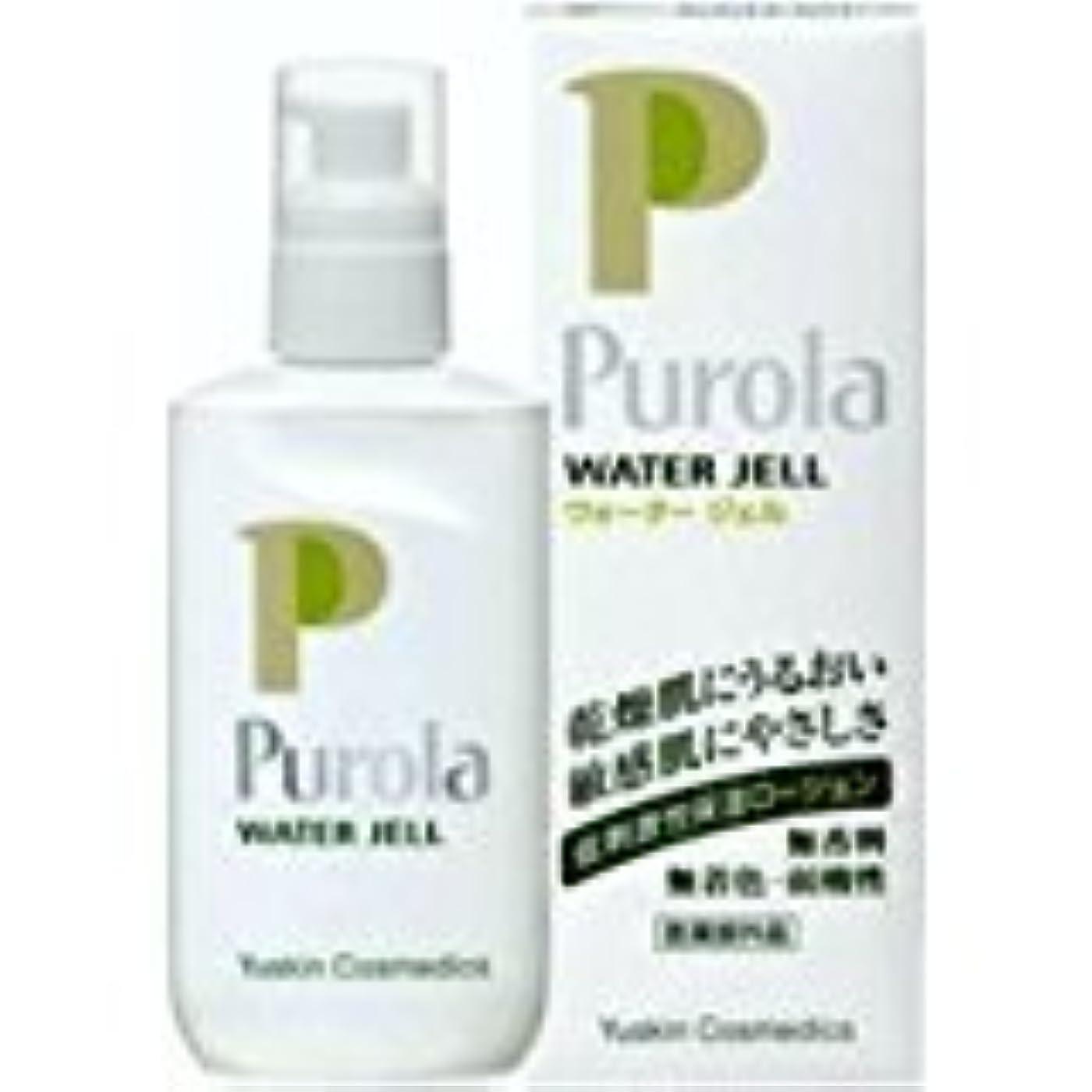 治療処方する自発的ユースキン プローラ薬用ウォータージェルa[低刺激性保湿ローション]150ml 4987353520514