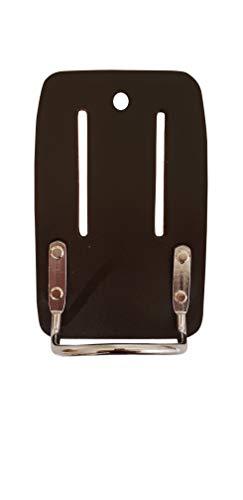 LAUTUS Premium Leather Heavy Duty Steel Loop Hammer Holder Tool Loop   Axe Holster   Tool Organizer  Sheath  Case   Woodwork  Handmade