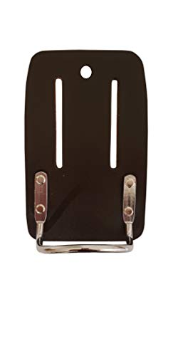 LAUTUS Premium Leather Heavy Duty Steel Loop Hammer Holder...