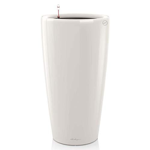 Lechuza Rondo Premium 40 Grand pot Blanc