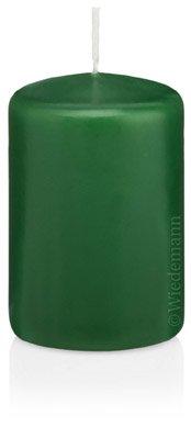 Bordeaux Bougie Cylindre 60 x 30 mm, 40 pcs Bougies, de Belle qualité