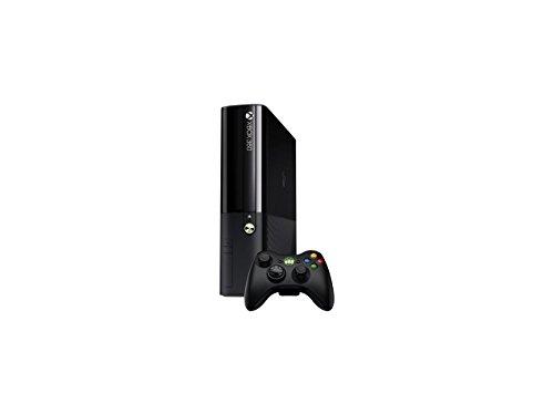 Microsoft L9V-00002 4GB Matte Black Xbox 360 E Console (NTSC)