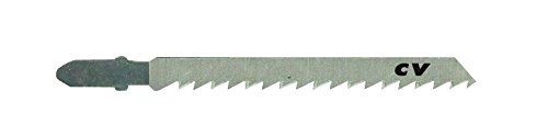 Leman 7002.05 Blíster de 5 hojas de sierra de calar para madera