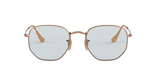 Ray-Ban Sonnenbrille Mod. 3548n Gafas de sol, Rosa (Pink), 54.0 para Hombre