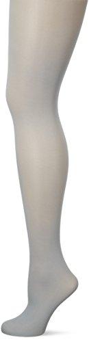 Fiore Damen Feinstrumpfhose PAULA/CLASSIC Strumpfhose, 40 DEN, Grau (Grey 008), X-Large (Herstellergröße:5)