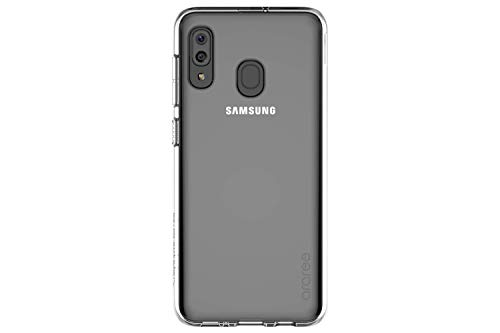Capa Protetora TPU Transparente Kdlab Glaxy A20, Samsung, Capa Protetora Para Celular, Transparente