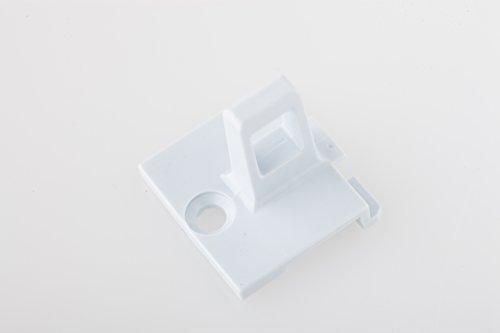 Gancio, bullone, supporto porta adatto per asciugatrice Ariston Indesit Hotpoint C00142619, C0112195.