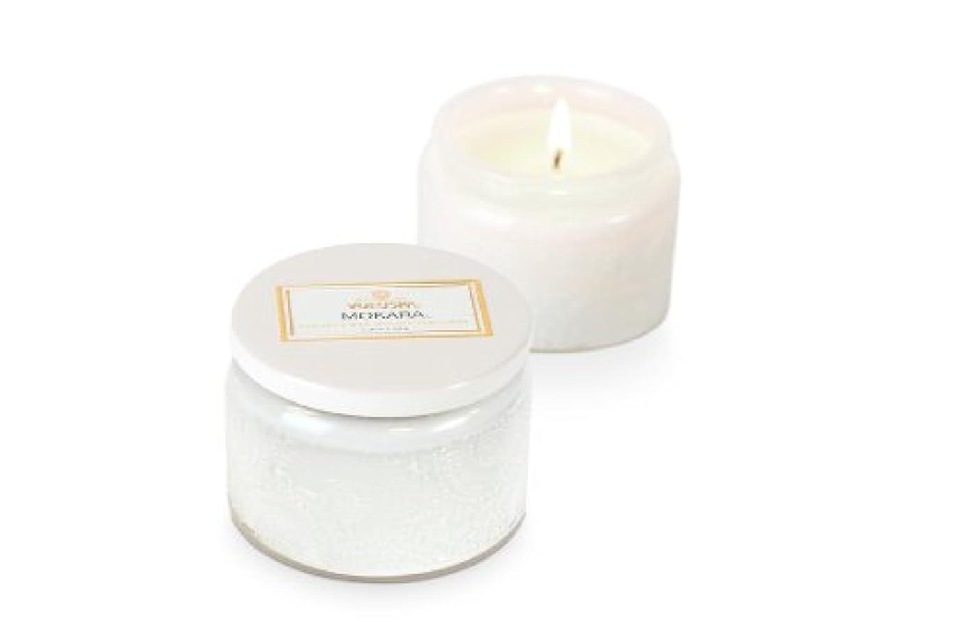 盲信懇願する変なVoluspa ボルスパ ジャポニカ グラスジャーキャンドル S モカラ JAPONICA Glass jar candle MOKARA