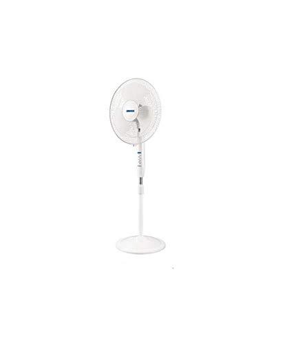 Luminous Speed Max 400MM Pedestal High Speed Fan (White)