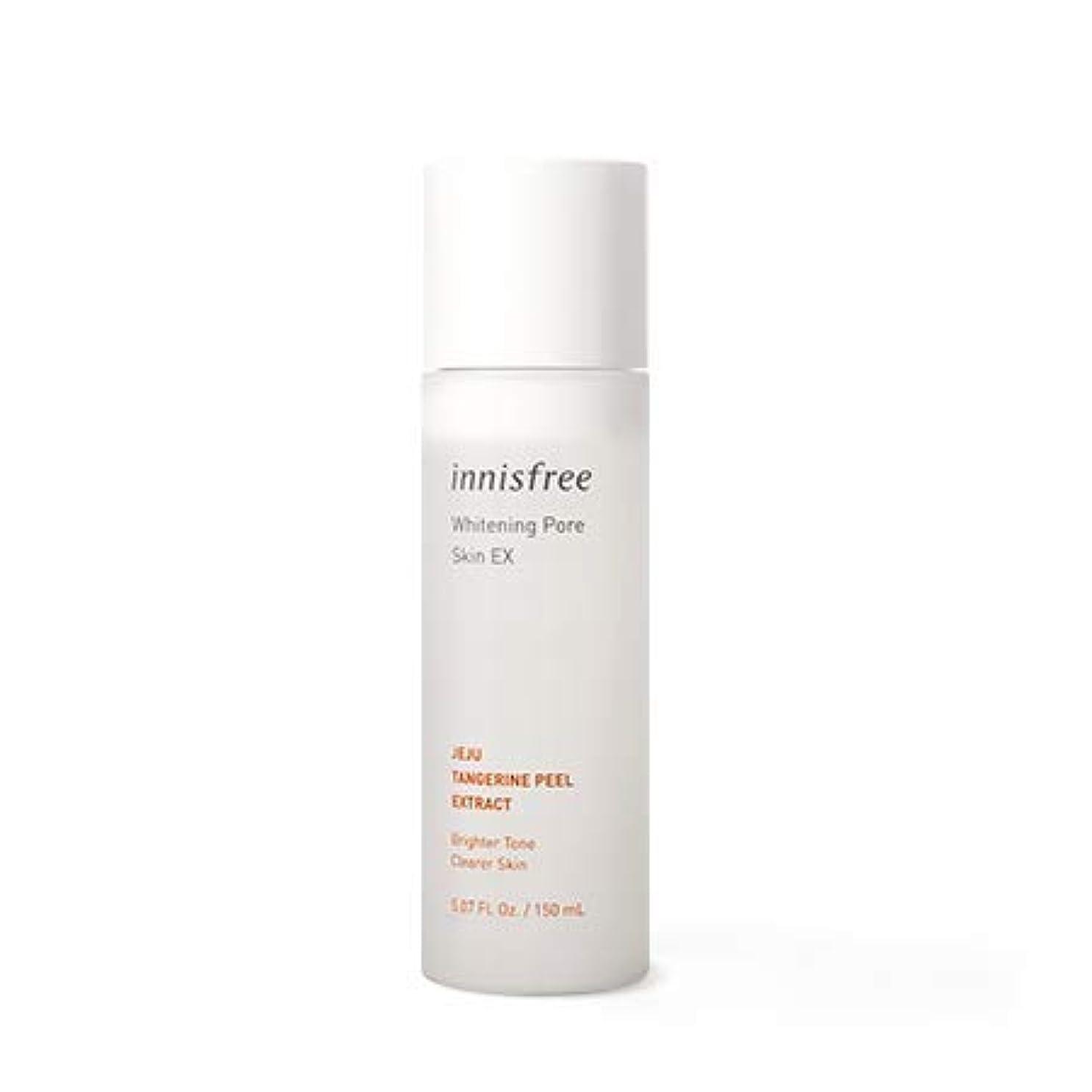 アパル広がり近似[イニスフリー.INNISFREE]ホワイトニングポアスキンEX150mL(2019年アップグレード)/ Whitening Pore Skin