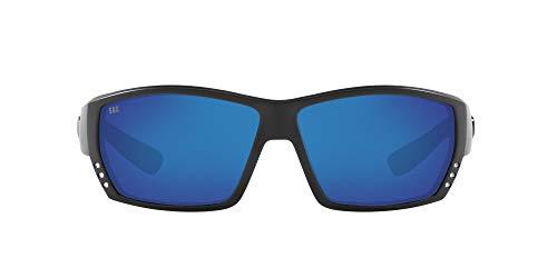Costa Del Mar Men's Tuna Alley 580G Polarized Rectangular Sunglasses,...