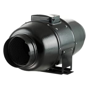 Vents TT SILENT-M 100 / 125 / 160 / 200 Badlüfter Axiallüfter Rohrventilator Lüfter Abluft Klima (TT SILENT-M 160mm)
