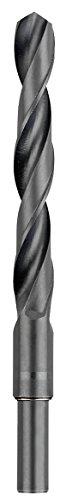 kwb HSS Metallbohrer Ø 12 mm 159120 (mit abgedrehtem Schaft, DIN 338)