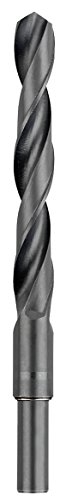 kwb HSS Metallbohrer Ø 15 mm 159150 (mit abgedrehtem Schaft, DIN 338)