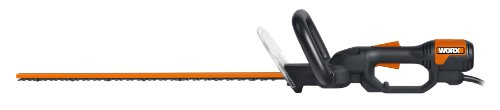 WORX WG209 Hedge Trimmer and Pruner Slim Body Design, 4-Amp
