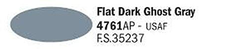 Flat Dark Ghost Gray