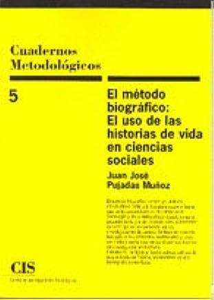 METODO BIOGRAFICO: JUAN JOSE PUJADAS MUÑOZ: 9788474761740: Amazon.com: Books
