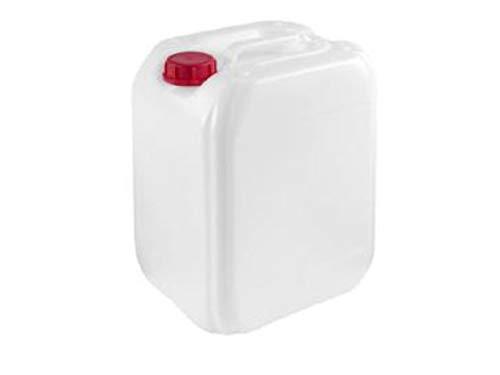 HELGUEFER - Bidón 10 litros Rectangular apilable