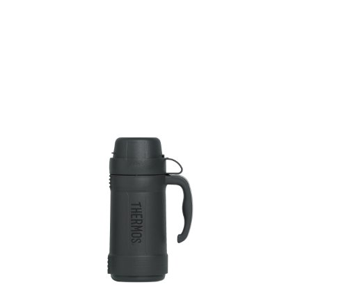 THERMOS 034901 Eclipse - Bouteille Isotherme - en Anthracite - 0,5 l