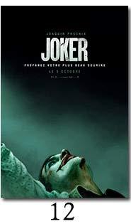 Flduod de Joker Wall Art Canvas schilderij Vinage Prints film Joker Posters foto's voor woonkamer Home Decor40x50cm