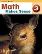 Addison Wesley Math Makes Sense - 3 STUDENT EDITION