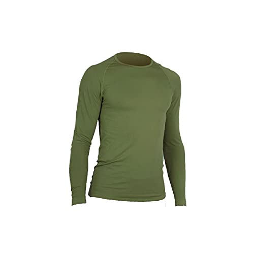 SUMMIT OUTDOOR Tee-Shirt Active Line Manches Longues Vert Od