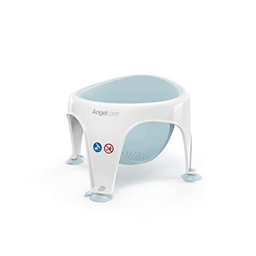 Angelcare - Anneau de Bain pour Bébé - Confort et Sécurité - 6 mois à 10 mois - Bleu