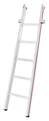 HYMER 501805 Glasreinigerleiter Einzel-Mittelteil, 5 Sprossen